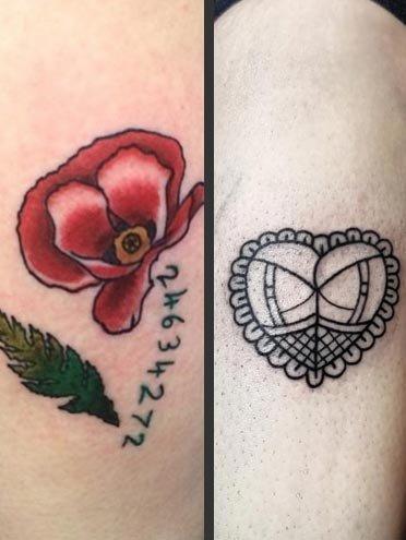 Work by Renaissance Tattoo Artist Martin