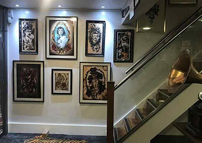 Renaissance Tattoo Studio Rickmansworth Artwork
