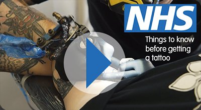 NHS Tattoo Video