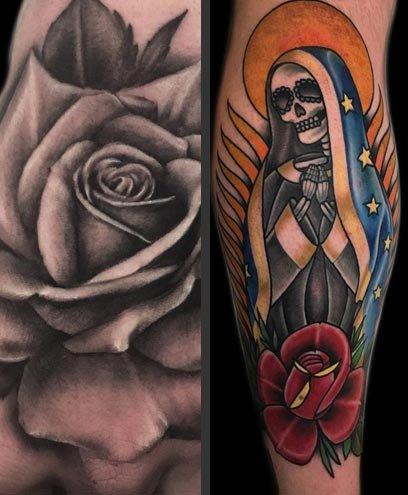 Renaissance Tattoo Pete B Tattoos