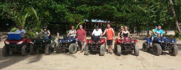 Quad Tour Playa Rincon