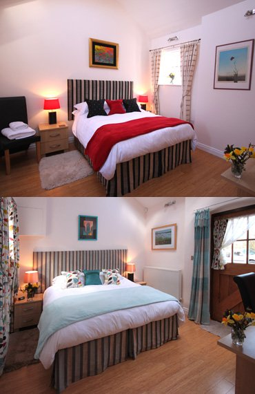The Bedrooms