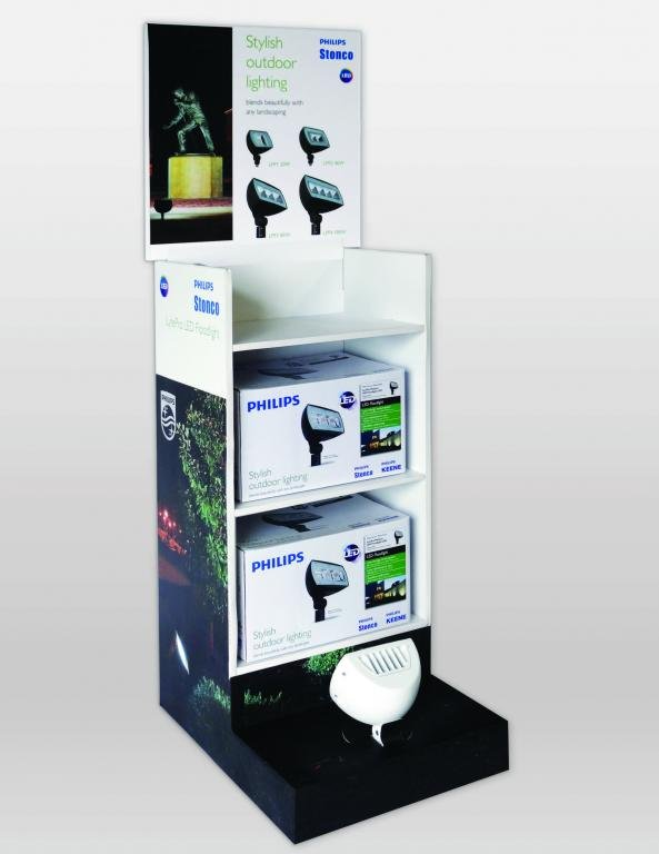 Retail Display - Philips