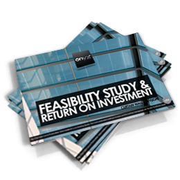 Feasibility Study & Return on  Onvestment