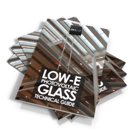 Low-e Glass Photovoltaic Technical Guide