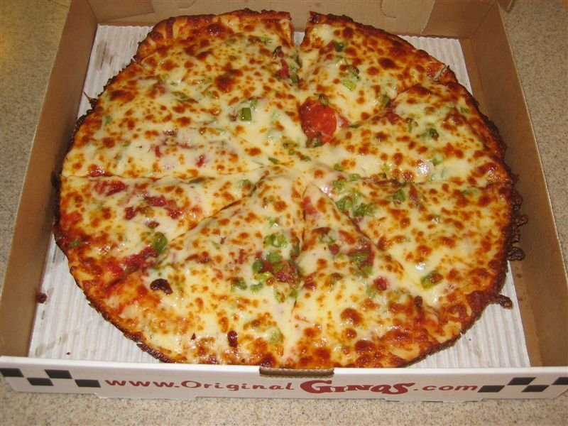 The Original Gino S Pizza Best In Toledo
