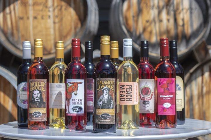 Calamity Jane's Double Gold medal highlighted Prairie Berry's awards at the 2018 Tasters Guild International Wine Competition.