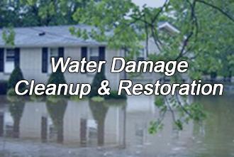 Water Damage Cleanup & Restoration Services, Neenah, Menasha, Appleton, Park Falls, Wausau, WI