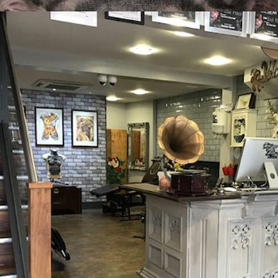 London Tattoo Removal Reception Area