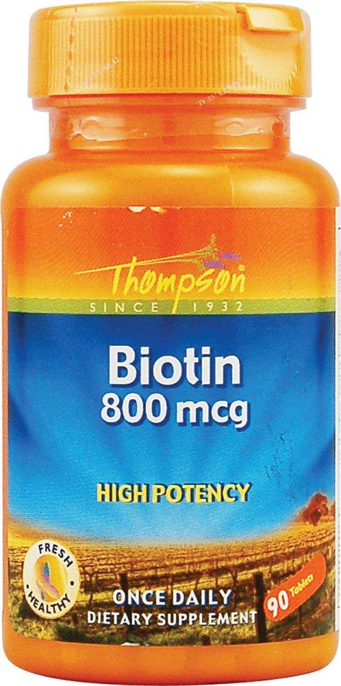 биотин Thompson 800мкг