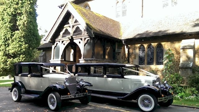 Badsworth with Bramwith on 2 car wedding