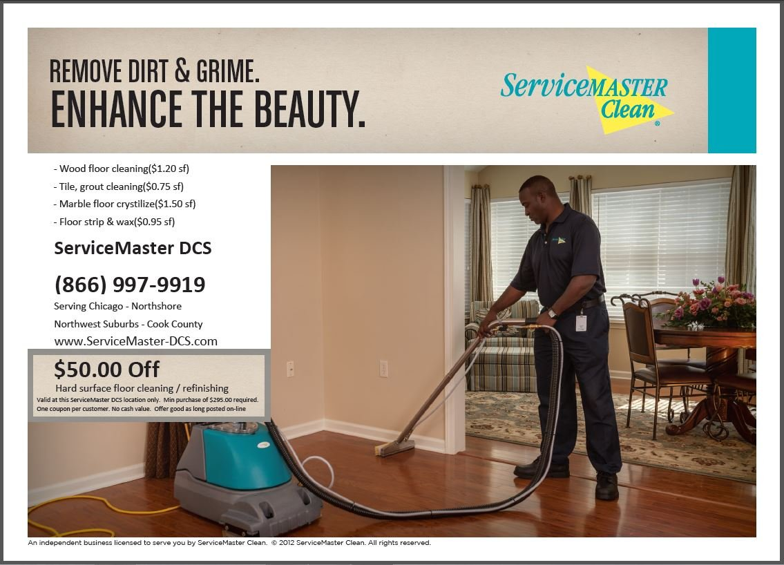 $50.00 off Wood Floor Cleaning