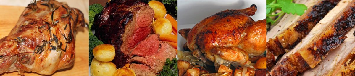 Sumptuous Sunday Roasts