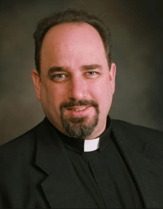 The Rev. Keith Menter