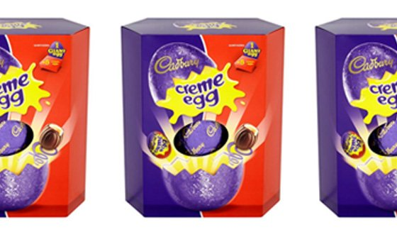 Cadburys Creme Egg Giant Easter Eggs