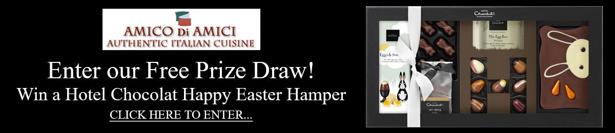 Enter our Easter Prize Draw